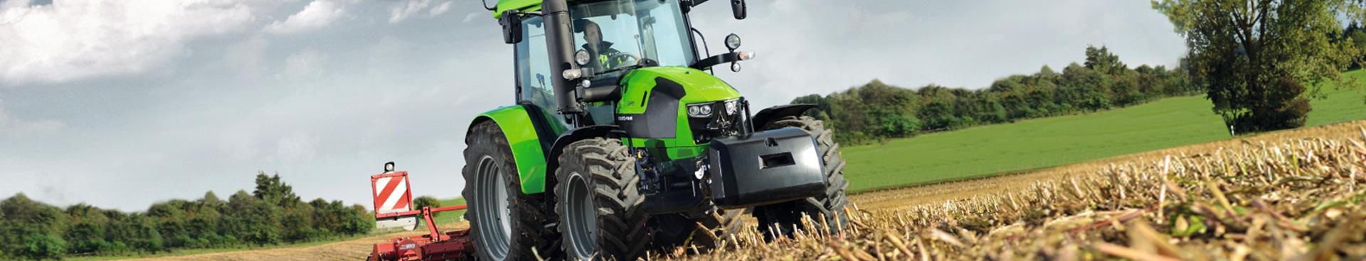 Venta de maquinaria agrícola y agrolabor Deutz-Fahr. Descubre nuestro catálogo