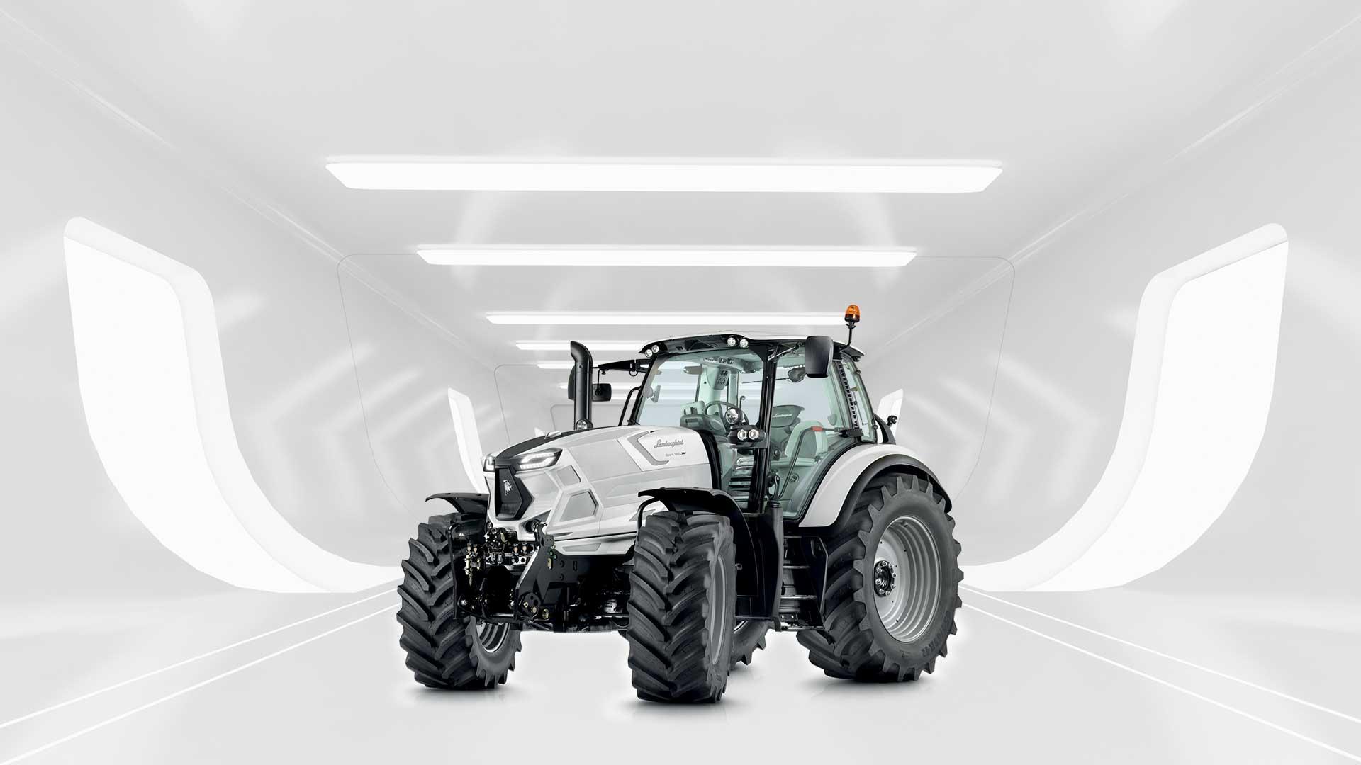Descubre nuestro catálogo de tractores Lamborghini