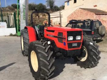 Venta de tractor Same Explorer 80 bajo en perfectas condiciones.