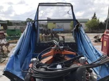 Se vende recolector de almendras delantero Topavi PV vibrador tijera