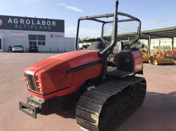 Se vende tractor de oruga Same Kripton 110