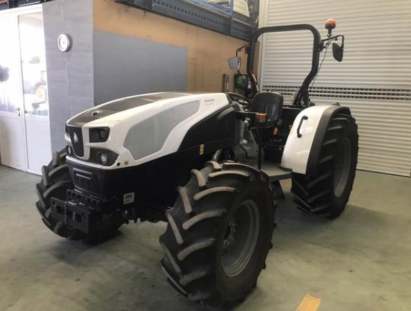 Venta de tractor marca Lamborghini strike 105 TB