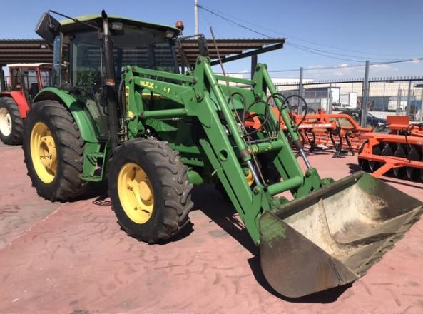 Venta de tractor Same Explorer 70 cv